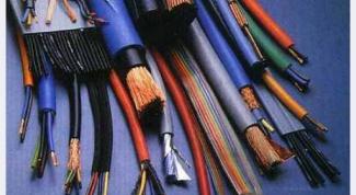 Как выбрать кабель по мощности