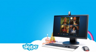 How to chat on Skype