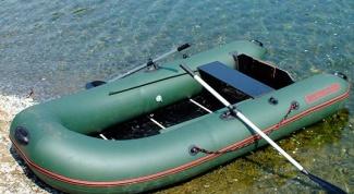 Как сделать надувную лодку