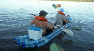 Как изготовить самому пластиковую лодку