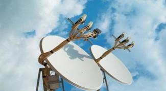 Как установить спутниковое оборудование