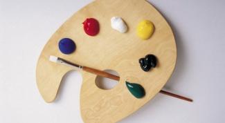Как правильно смешивать краски