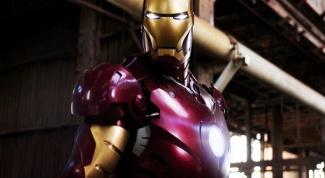 Как сделать железный костюм
