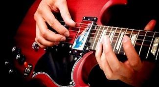 Как научиться играть на соло-гитаре