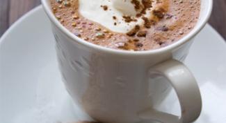 Напиток для влюбленных – горячий шоколад