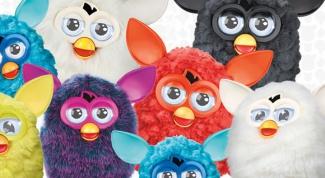 Как научить интерактивную игрушку Ферби разговаривать на русском языке