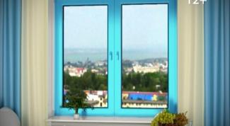 Красим ПВХ-окно