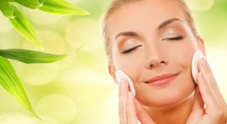 Как восстановить кожу лица после праздника