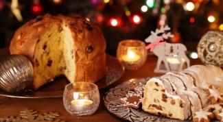 Готовимся к Рождеству: немецкий штоллен или рождественская коврижка