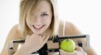 Что есть чтобы похудеть