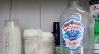 Нетрадиционные способы использования водки