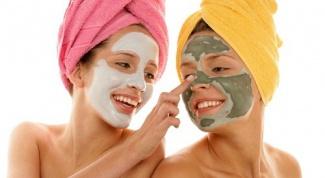 Как сделать ванильную маску с миндалём