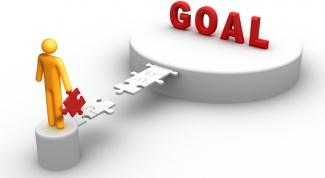 Как ставить цели правильно
