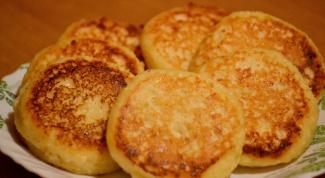 Простой рецепт вкусных сырников