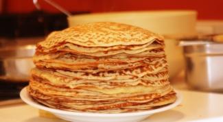 Bake delicious homemade pancakes