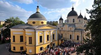 Как добраться до Покровского монастыря
