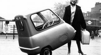 Самый маленький автомобиль в мире снова в продаже