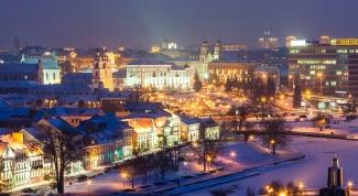 Что посмотреть в Минске?