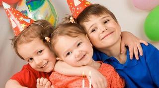 7 оригинальных идей для детского праздника