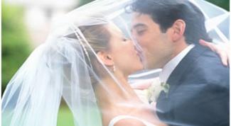 Какой свадебный наряд нужен для счастливого брака