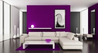 Акцентная стена: моментальное преображение интерьера