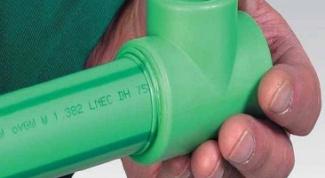 Монтаж системы водопровода из полипропиленовых труб