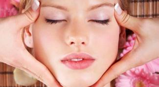 Как правильно сделать массаж лица?