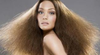 Укрощение «одуванчика» или как справиться с электризованностью волос