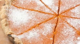 Как сделать эдвардианский тыквенный пирог