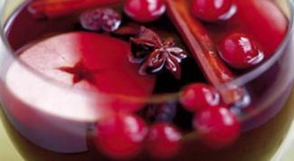 Как приготовить слабоалкогольный глинтвейн?