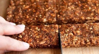 How to make an energy bar at home