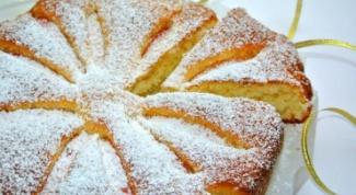 Бисквит и его приготовление