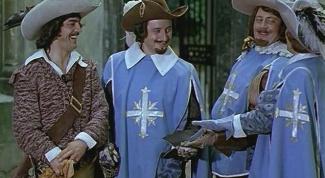 Как сделать новогодний костюм мушкетера