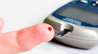 Why falling blood sugar?