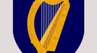 Что символизирует герб Ирландии