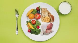 Сколько нужно употреблять белков, углеводов и жиров в день
