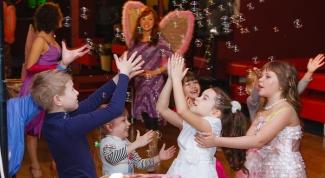 Как организовать день рождения ребенка в 7-8 лет