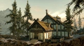 в The Elder Scrolls 5: skyrim построить дом
