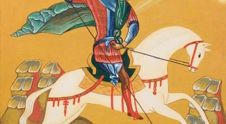 В чем уникальность иконы Георгия Победоносца