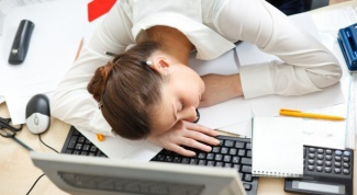 What to do if you constantly want to sleep