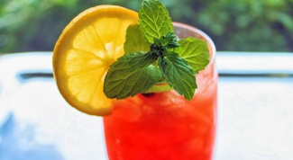 Как сделать коктейль «Гарибальди»