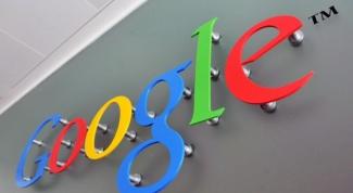 Как создать аккаунт в Google