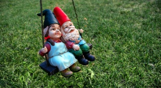How to make a gnome for the garden?