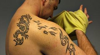 Сколько нельзя пить после нанесения татуировки