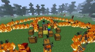 Как сделать зажигалку в minecraft?