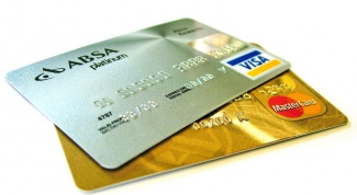 Some banks in Russia send debit card by mail