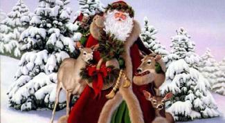 Как называют Деда Мороза в других странах