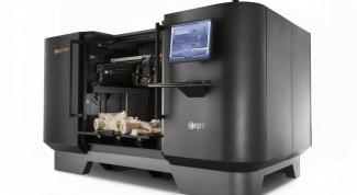 Как работает 3D принтер