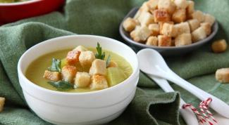 Сладкий суп из батата