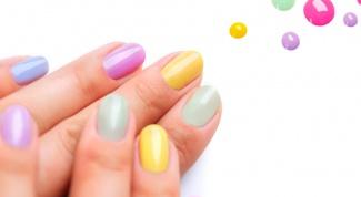 Какие продукты укрепляют ногти